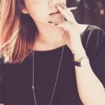 授乳中のタバコ。後悔する前に赤ちゃんへの影響を知ろう!