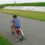 自転車デビュー!始める年齢は?子供用自転車のサイズの選び方
